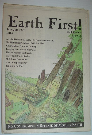 Image for Earth First! - The Radical Environmental Journal: June-July 1997