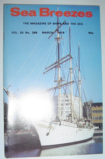 Image for Sea Breezes - The Magazine of Ships and the Sea: March 1979