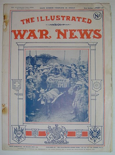 Image for The Illustrated War News - Part 79, December 12, 1917