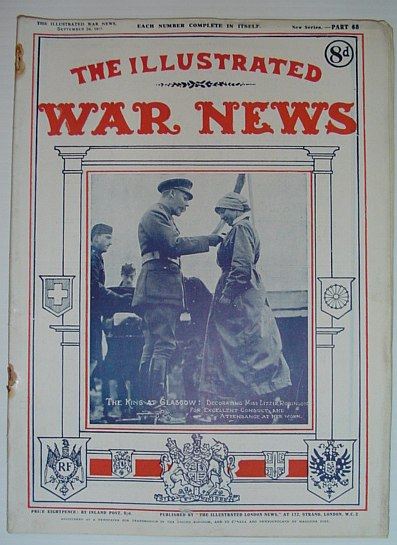 Image for The Illustrated War News: September 26, 1917 - Part 68