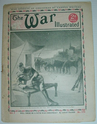 Image for The War Illustrated - December 22nd, 1917