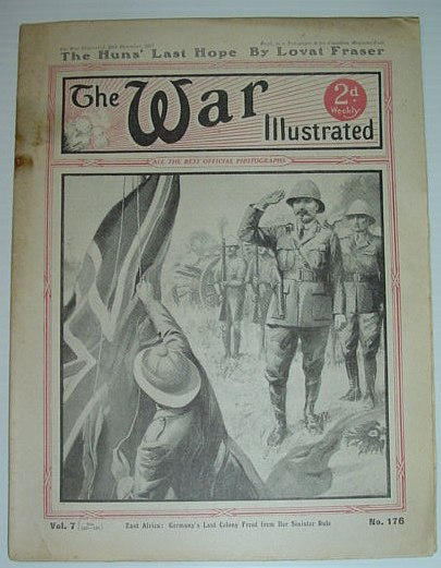 Image for The War Illustrated - December 29th, 1917