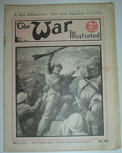 Image for The War Illustrated: No. 162 - 22 September 1917