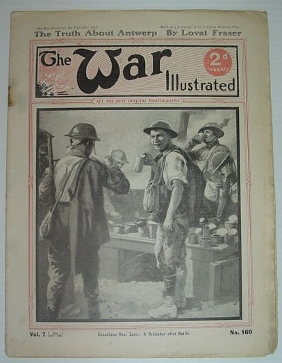 Image for The War Illustrated, 8 September 1917