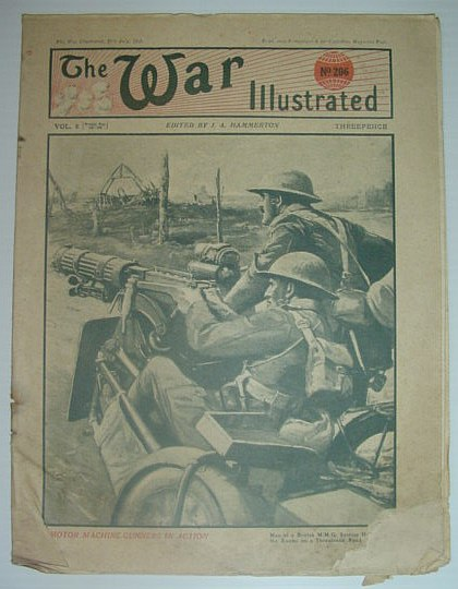 Image for The War Illustrated, 27 July 1918
