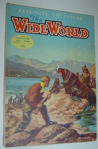 Image for The Wide World Magazine, March 1954