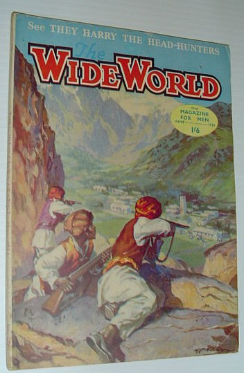 Image for The Wide World Magazine, June 1954