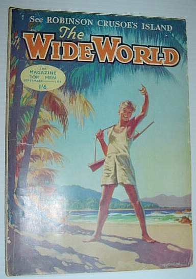 Image for The Wide World Magazine, September 1954