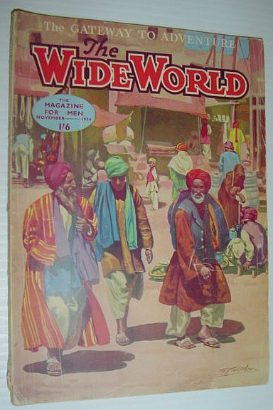 Image for The Wide World Magazine, November 1954
