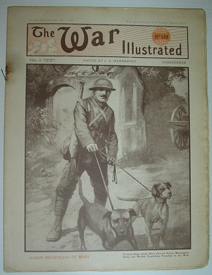 Image for The War Illustrated, No. 189 - 30 March 1918