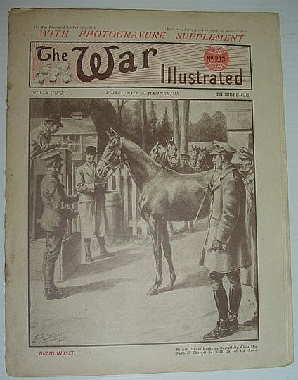 Image for The War Illustrated, No. 233 - 1 February 1919