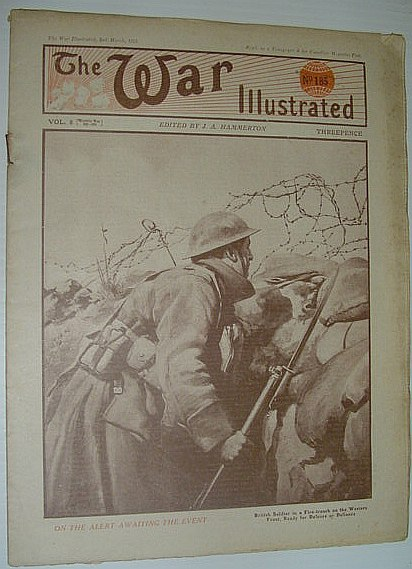 Image for The War Illustrated, No. 185 - 2 March 1918