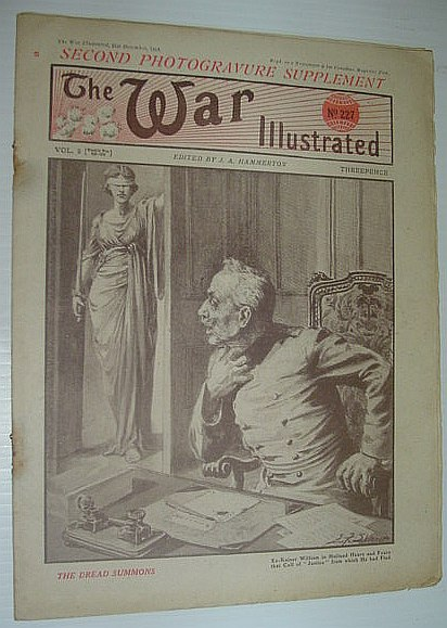Image for The War Illustrated, No. 227 - 21 December 1918