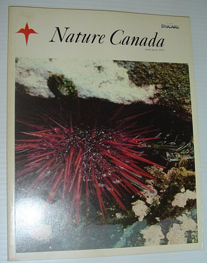 Image for Nature Canada Magazine - April/June 1975