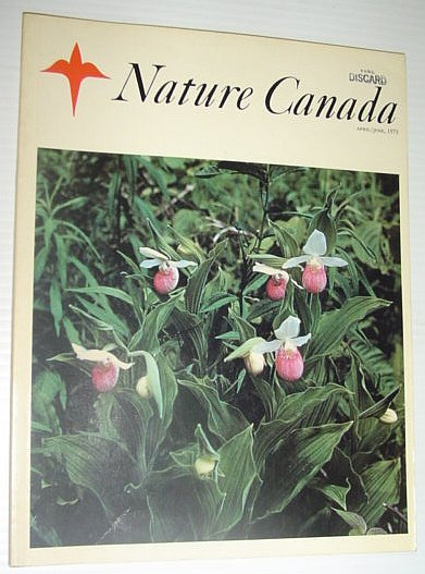 Image for Nature Canada Magazine - April/June 1973
