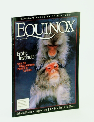 Image for Equinox - The Magazine of Canadian Discovery, No. 110, April (Apr.) / May 2000 - Salmon Trees