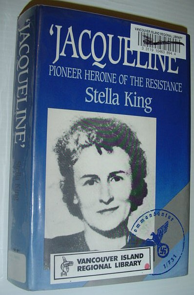 Image for Jacqueline: Pioneer Heroine of the Resistance