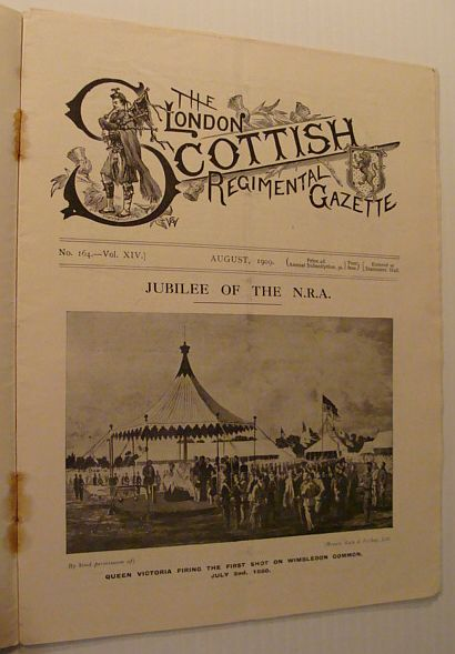 Image for The London Scottish Regimental Gazette, No. 164, Vol. XIV, August 1909