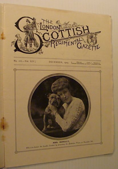 Image for The London Scottish Regimental Gazette: No. 168 - Vol. XIV, December 1909