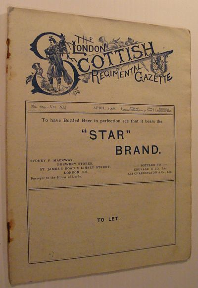 Image for The London Scottish Regimental Gazette: No. 124 - Vol. XI, April 1906