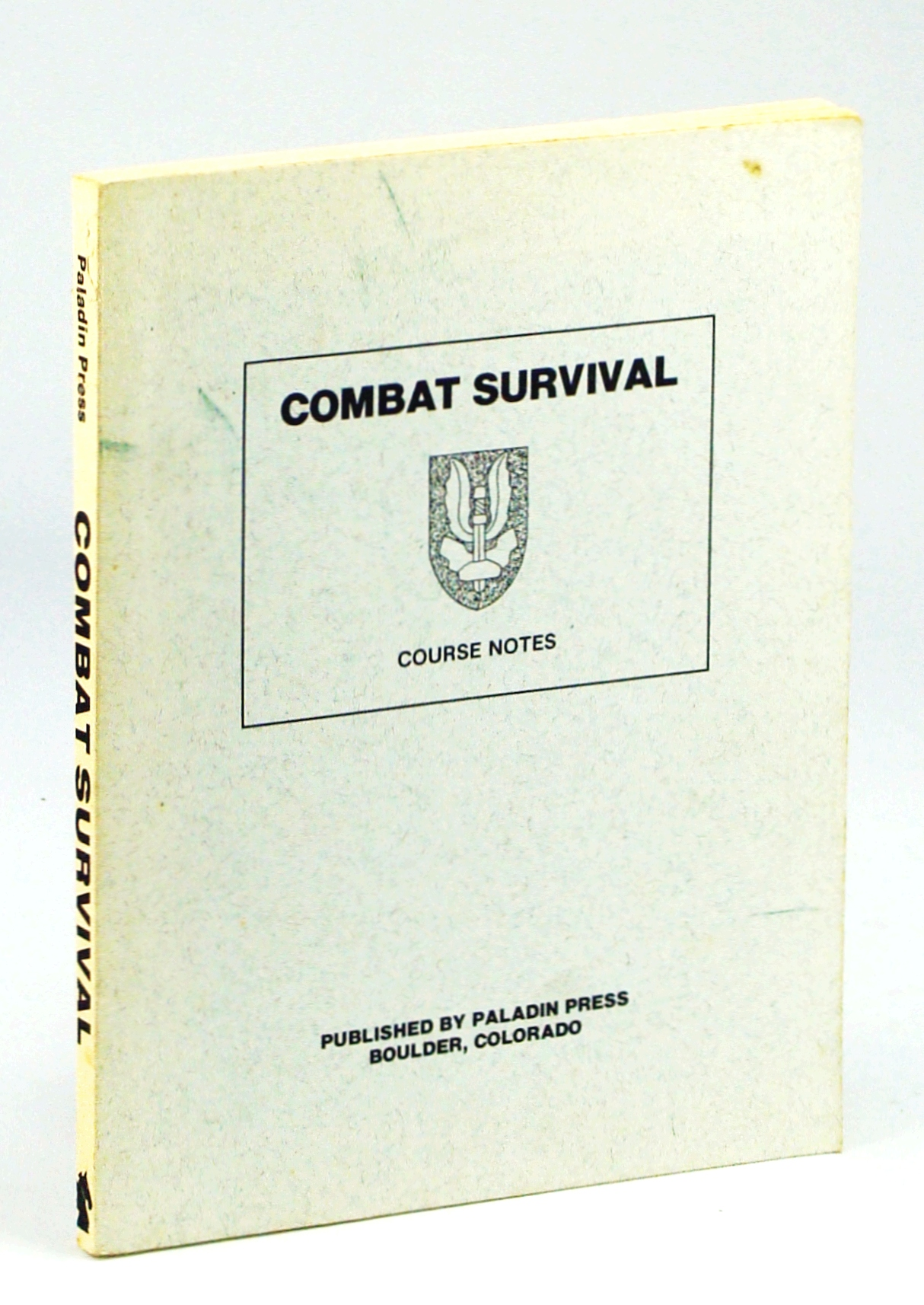 Image for Combat Survival - Course Notes