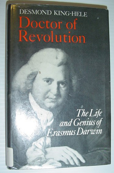 Image for Doctor of Revolution: The Life and Genius of Erasmus Darwin