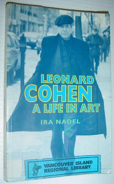 Image for Leonard Cohen: A Life in Art