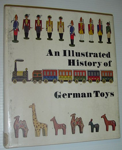 Image for An illustrated history of German toys