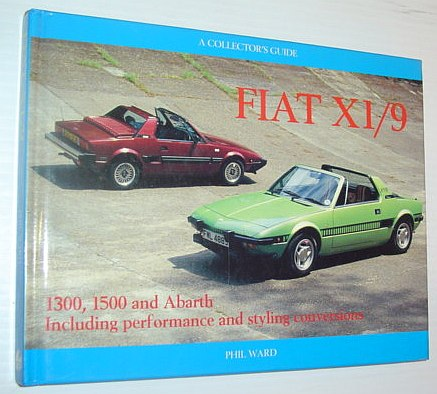 Image for Fiat X1/9: A Collector's Guide