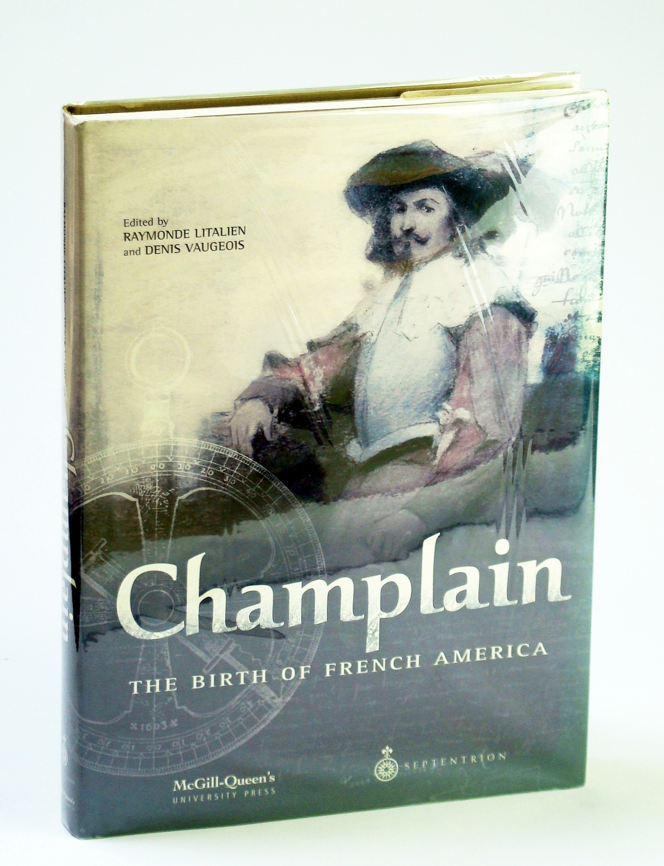 Image for Champlain: The Birth of French America