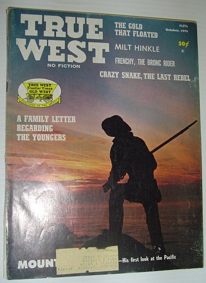 Image for True West Magazine: October 1972