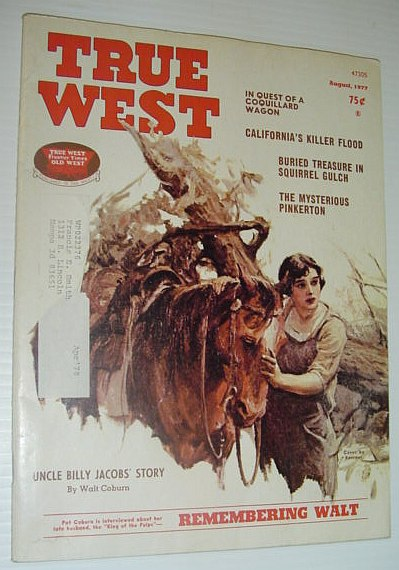 Image for True West Magazine, August 1977