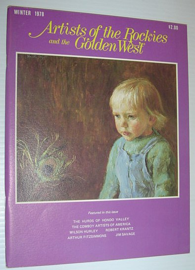 Image for Artists of the Rockies and the Golden West, Winter 1978