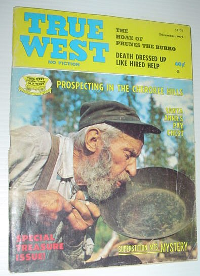 Image for True West Magazine, December, 1974