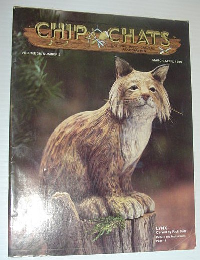 Image for Chip Chats Magazine, March/April 1989