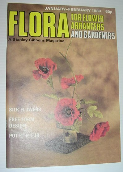 Image for Flora Magazine - For Flower Arrangers and Gardeners: January-February 1980
