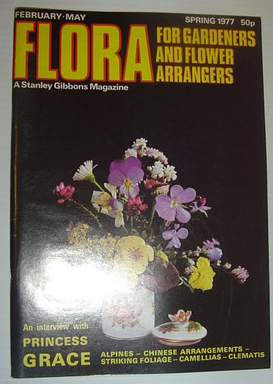 Image for Flora Magazine - For Flower Arrangers and Gardeners: Spring 1977