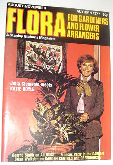 Image for Flora Magazine - For Flower Arrangers and Gardeners: Autumn 1977