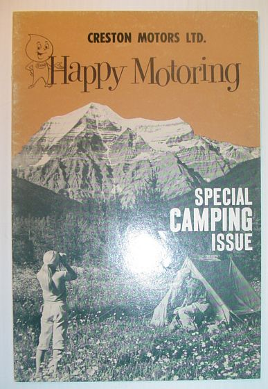 Image for Happy Motoring, Volume 21, Number 1 - an Imperial Oil/Esso Periodical *Special Camping Issue*