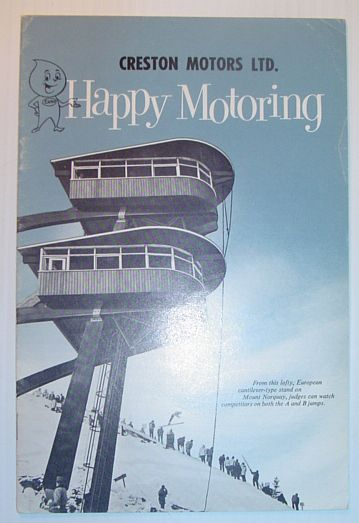 Image for Happy Motoring, Volume 20, Number 5 - an Imperial Oil/Esso Periodical