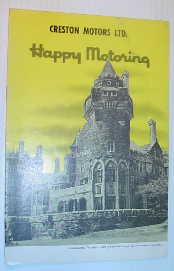 Image for Happy Motoring, Volume 18, Number 5 - an Imperial Oil/Esso Periodical