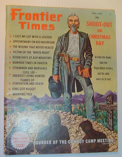 Image for Frontier Times Magazine, July 1965