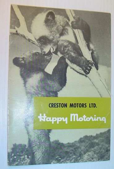Image for Happy Motoring - An Imperial Oil/Esso Publication: Volume 17, Number 1