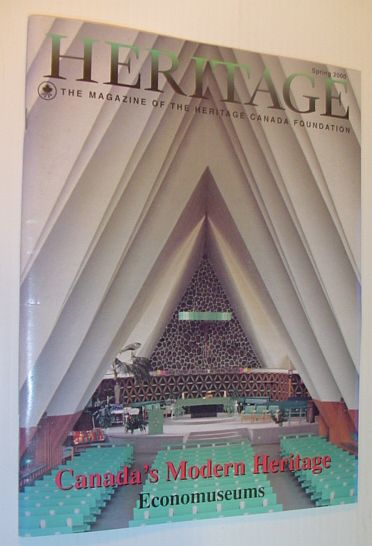 Image for Heritage, Spring 2000: The Magazine of the Heritage Canada Foundation