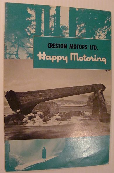 Image for Happy Motoring: A Publication of Esso/Imperial Oil, Volume 16, Number 1, 1955