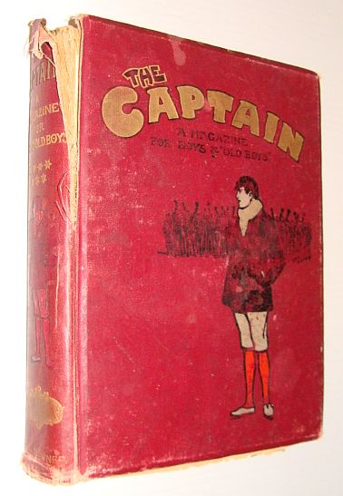 "Image for The Captain - A Magazine for Boys and ""Old Boys"" Volume (Vol.) VII: April, 1902 to September, 1902"