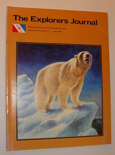 Image for The Explorer's Journal, June 1987