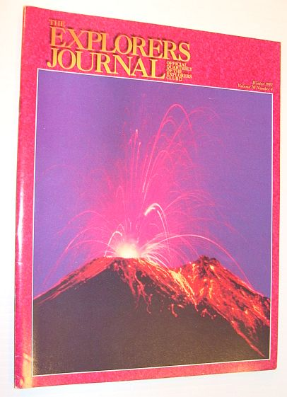 Image for The Explorer's Journal, Winter 1992