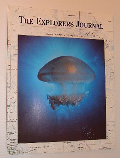 Image for The Explorer's Journal, Spring 1995