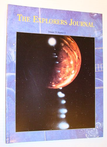 Image for The Explorer's Journal, Fall 1995